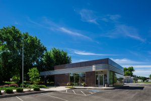 PeoplesBank financial center in New Freedom