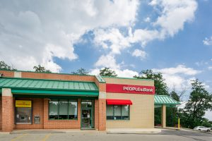 PeoplesBank financial center in Stewartstown