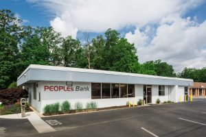 PeoplesBank financial center in York New Salem