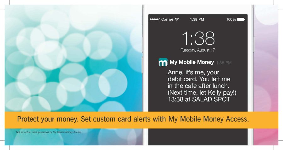 protect your money with my mobile money