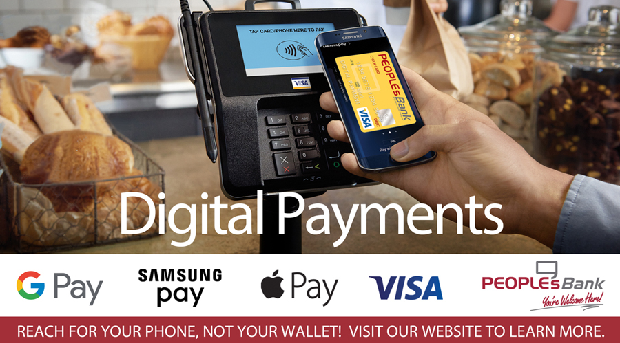 Digital Payments are here!