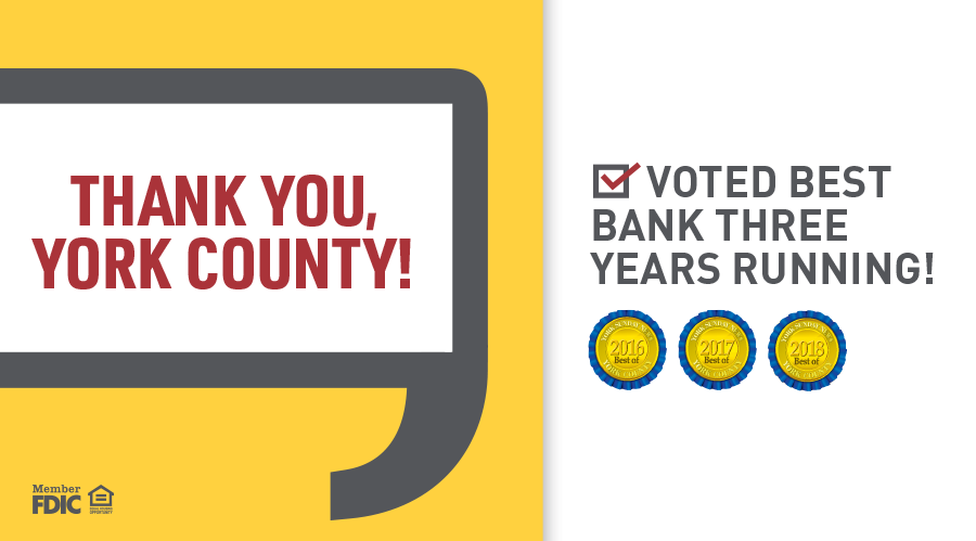 Thank You, York County!