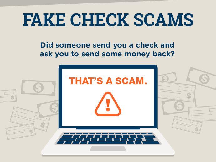 Fake Check Scams