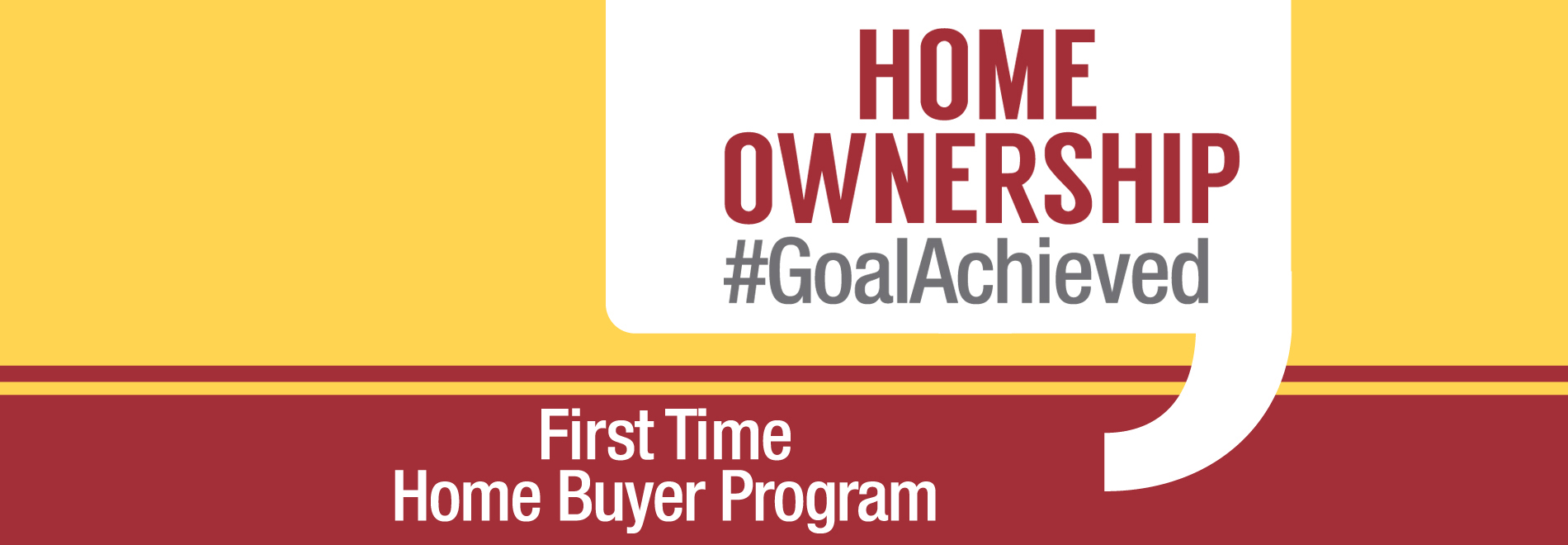 First Time Home Buying Program