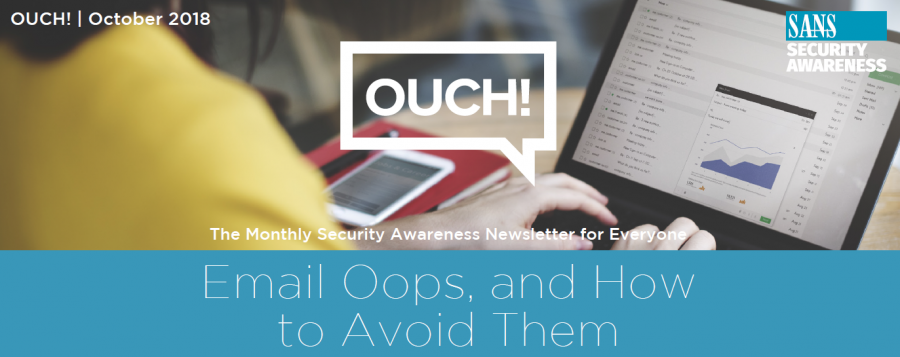 Email Oops and How to Avoid Them