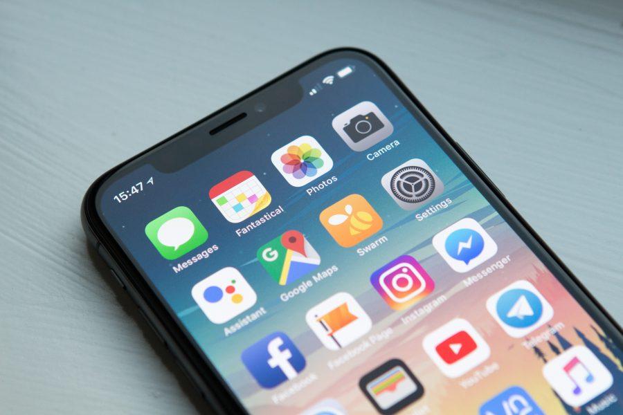 photo of iphone X