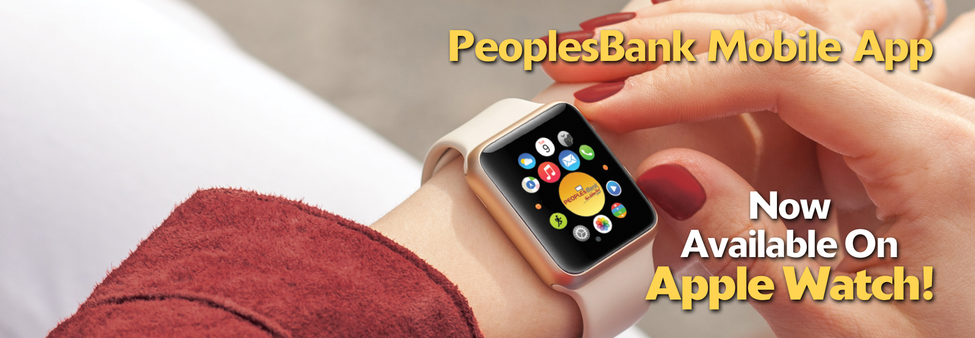 Mobile App apple watch