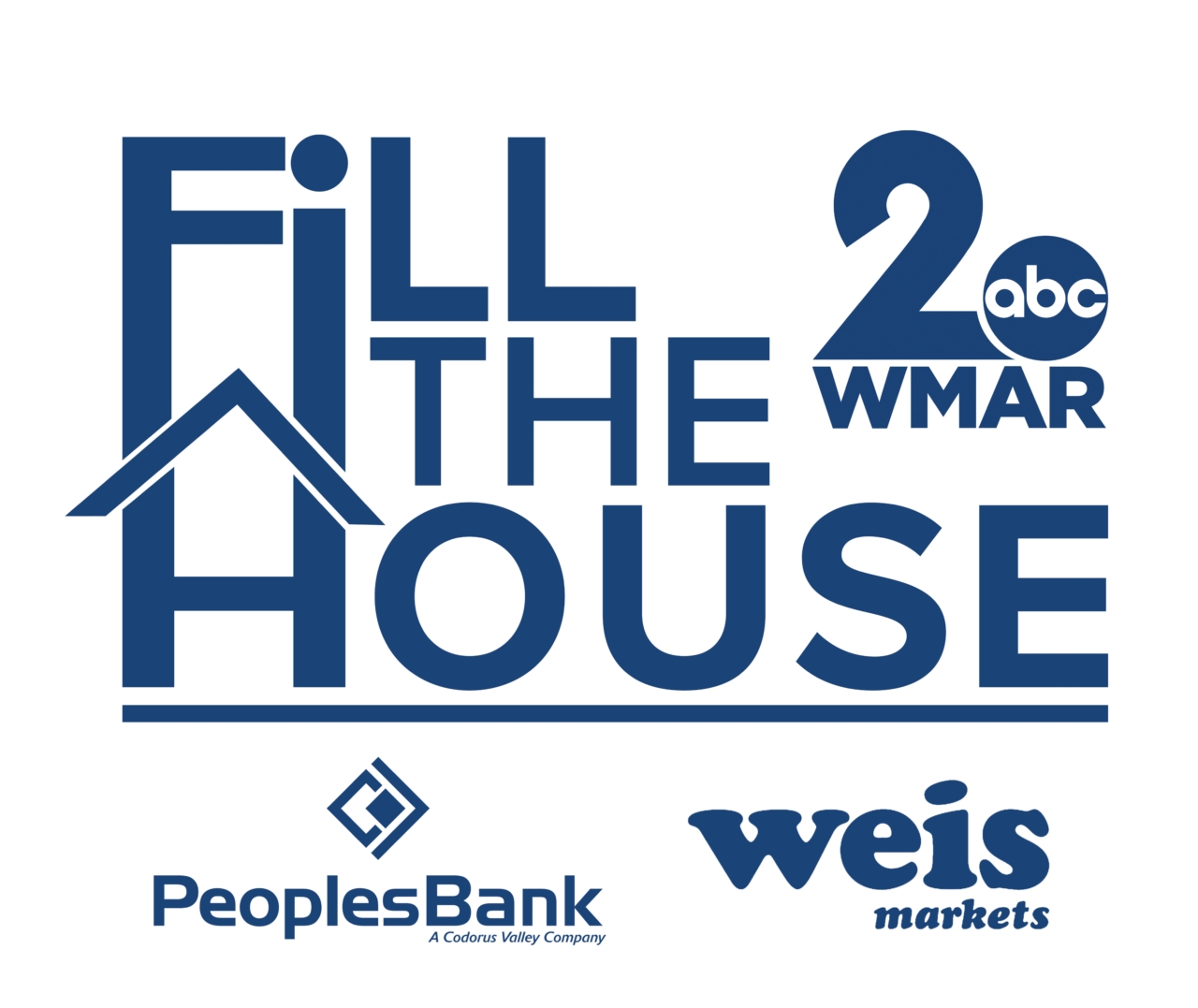 Fill the House Logo